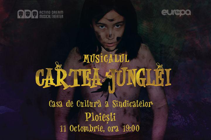 Ploiesti: Cartea Junglei - Magia Spectacolului Musical