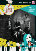The Mono Jacks live la Acaju