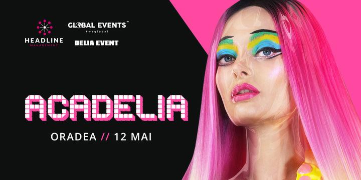 Oradea: Acadelia - Arena Antonio Alexe