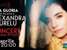 Alexandra Usurelu - Spectacol extraordinar de Paste