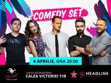The Fool: Comedy Set - Mane, Calița, Tănase, Bucălae & Cortea