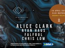 CJ Highwaves Spring Sounds | Alice Clark, Ibiza