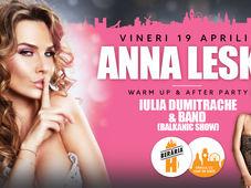 Concert Anna Lesko // 19 aprilie // Berăria H
