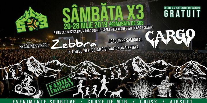 Sambata X3 Festival