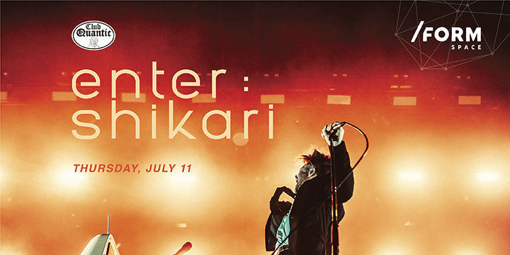 Enter Shikari at Quantic