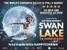 Matthew Bourne's Swan Lake - Lacul lebedelor
