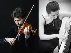 Concert cameral - Valentin Șerban și Ioana Ionescu