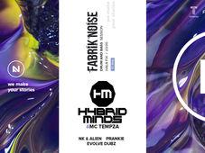 Fabrik Noise w/ Hybrid Minds ft. Mc Tempza