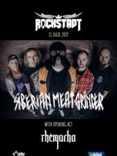 Siberian Meat Grinder // Rhemorha La Rockstadt