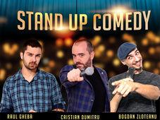 Stand-Up Comedy Sambata cu Zloteanu, Dumitru si Raul Gheba