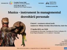 Muzica - instrument in managementul dezvoltarii personale