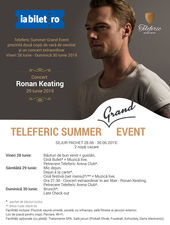 Sumer Grand Event – Ronan Keating