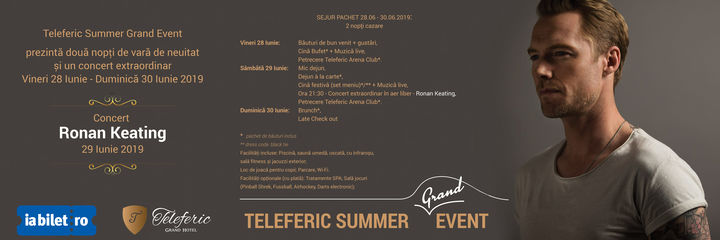 Summer Grand Event – Ronan Keating