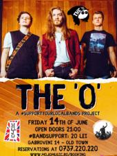The 'O' live @ Mojo