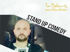 Teatrul InDArt: Stand up comedy Fără Vulgaritate