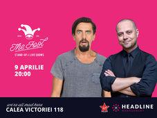 The Fool: Stand-up comedy cu Badea și Natanticu
