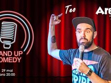 Stand-up comedy cu Teo