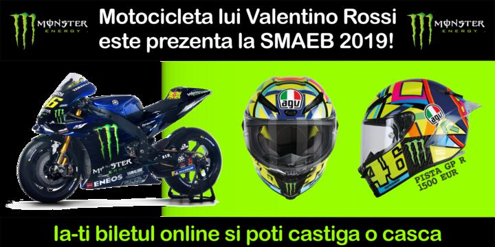 SMAEB – Salonul de Motociclete, Accesorii si Echipamente, Bucuresti