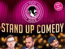Stand-Up Comedy Duiminica in Bucuresti cu Dumitru, Nitu si Zloteanu
