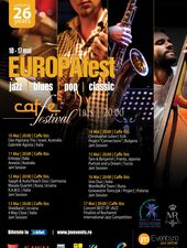 EUROPAfest - Cafe Festival Ibis - Entropy, Anoesis & Jam Session
