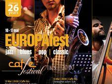 EUROPAfest - Cafe Festival Ibis - Masala Quartet, Rame & Saygily