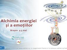 Workshop: Alchimia energiei și a emoțiilor Curs de iniţiere în tehnicile chinezești Chi Kung (Qigong)
