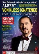 Albert Ignatenko - Show Stiintifico Educational