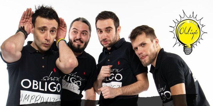 Comedy Impro Show cu Trupa Obligo