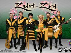 Florii cu Zum-Zen și copii - Lansare de band pentru copii
