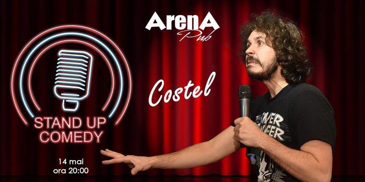 Show de stand-up comedy cu inegalabilul COSTEL