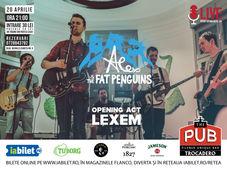 Alex & The Fat Penguins Live la The PUB