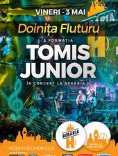 Tomis Junior și Doinița Fluturu cântă la Berăria H