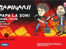 Concert ȚAPINARII @Papa la Șoni Vama Veche