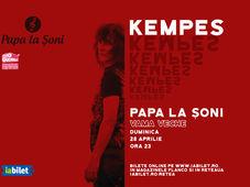 Concert Kempes  @Papa la Șoni Vama Veche