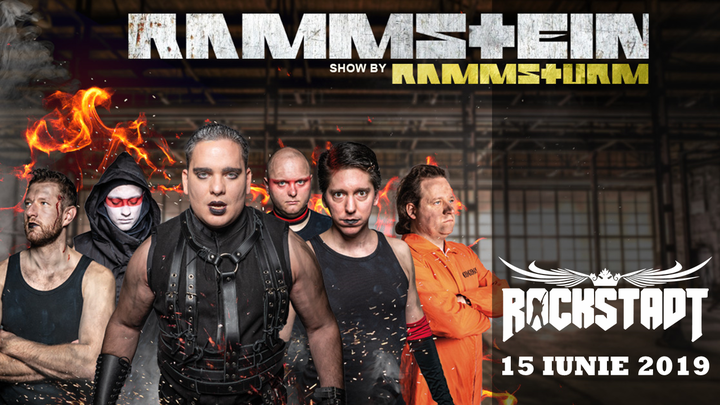 RAMMSTURM– Tribut Rammstein