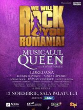 Musicalul Queen: We Will Rock You
