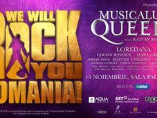 Musicalul Queen: We Will Rock You