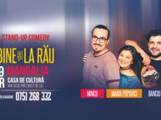 Stand-Up Comedy cu Banciu , Mincu si Maria Popovici
