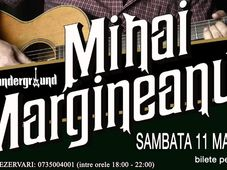 Mihai Margineanu și Banda@Underground The Pub