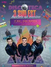 Cluj-Napoca: Turneu Discoteca - Amintirile ma rascolesc - 3 Sud Est