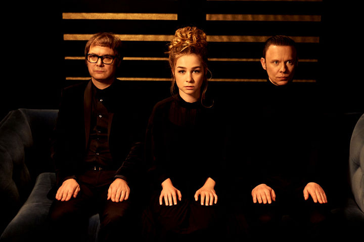 Concert Hooverphonic la Hard Rock Cafe