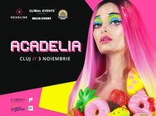 Cluj: Acadelia - Sala Polivalentă BT Arena