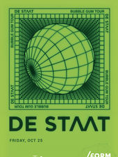 DE STAAT at /FORM SPACE