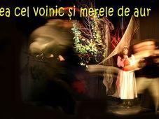 """Teatrul Coquette: """"Prâslea cel voinic și merele de aur"""""""