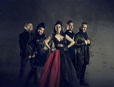 Concert Evanescence la Arenele Romane