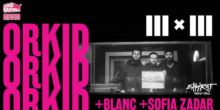 Orkid IIIxIII / Blanc / Sofia Zadar / Expirat / 29.05