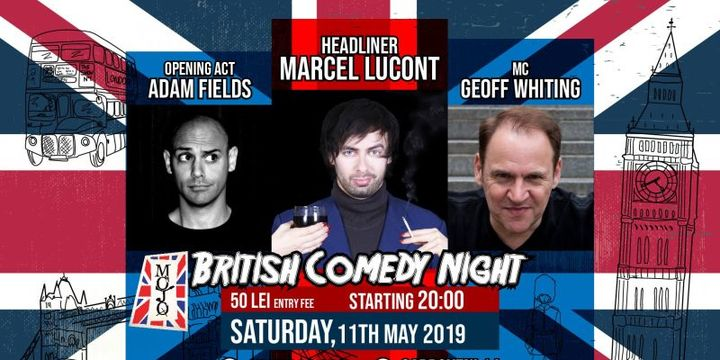 British comedy night
