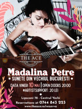 Madalina Petre | Sunete din vechiul Bucuresti