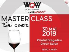 Masterclass Bibi Graetz -  Wow by Vinimondo