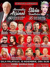 Spectacol Aniversar - Alexandru Arsinel si Silvia Dumitrescu